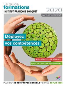 Catalogue annuel Institut François Bocquet