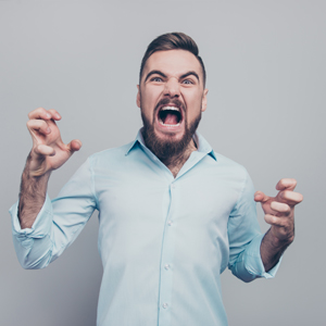 4 façons de prévenir et gérer l'agressivité en fonction de son intensité
