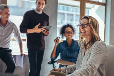 5 conseils pour remettre de la bonne humeur au travail