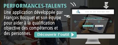 Performances-Talents - Un outil exclusif INSITITUT FRANÇOIS BOCQUET